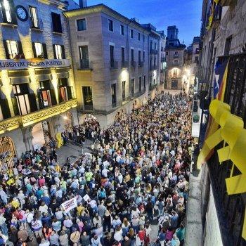 Ofensiva xudicial contra os CDR na Cataluña nas portas da sentenza do 1-O