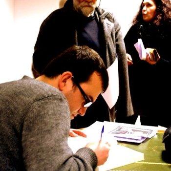 Carlos Callón, Mesa pola Normalización Lingüística