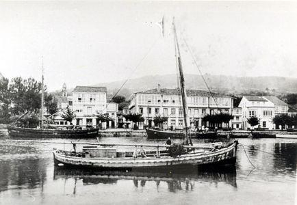 Trincaod Villa de Cedeira