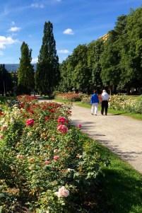 Towards Strindbergsgatan