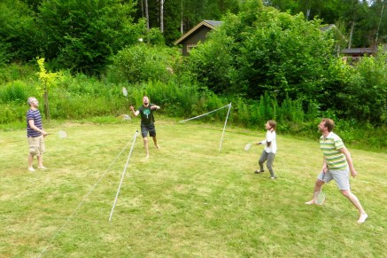 Badminton*