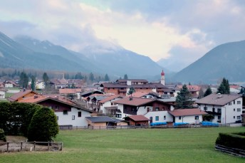 Chalet town