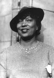 Zora Neale Hurston from Wikipedia