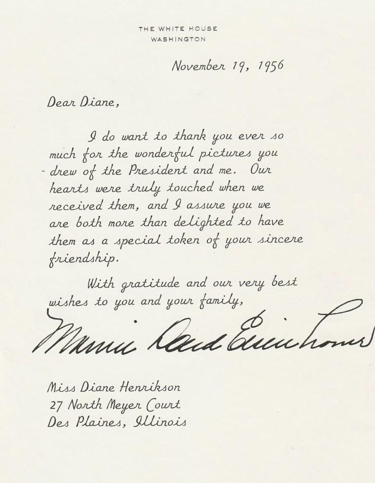 1956-11 Mamie letter crop