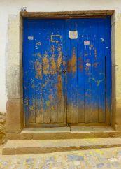 03 cusco blue door