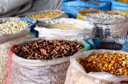 29 cusco market grains