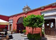 02 hotel san augustin courtyard arequipa