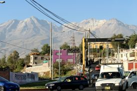 48 drive to arequipa airport