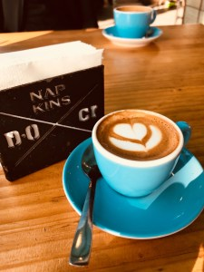 Ollie Jones Calpe Cafe Coffee D-Origen Coffee Roasters