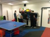 Our arcade machines