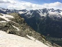 Chamonix running