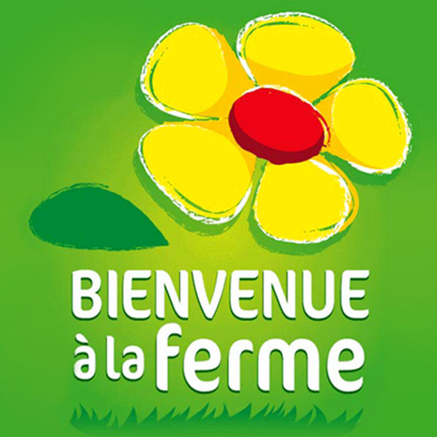 The Welcome to the Farm logo