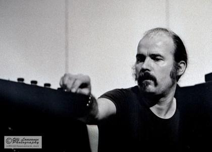Wolfgang Dauner in Pori Jazz July 13, 1973