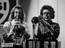 Donald Beightol and Ack van Rooyen