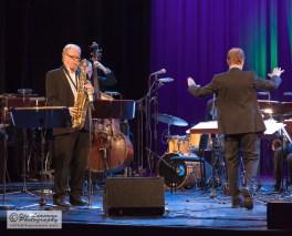 Savoy-teatteri, Helsinki 26 January 2012: Eero Koivistoinen (ts), Kari Heinilä (cond) & UMO Jazz Orchestra