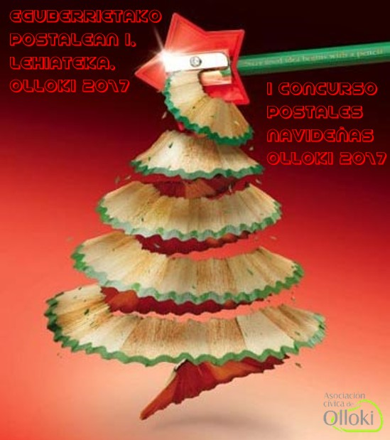 Postales de Navidad Olloki   Olloki