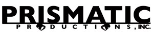 Prismatic Productions, Inc Logo B&W