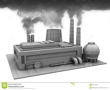 d-illustration-factory-building-smoke-over-white-background-30212995