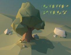 low_poly_tree_by_gforgannon-d5jdlfo