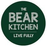 Bear logo - The Bear Kitchen - Web, Flyer and Poster Copywriting