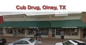 Cub Drug