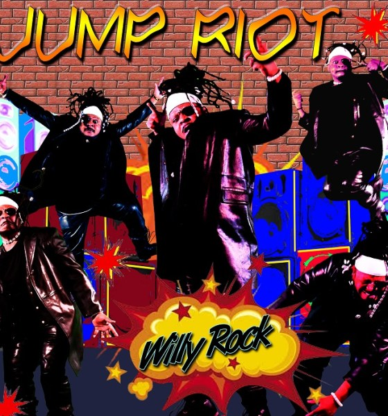 Willy Rock - Jump Riot