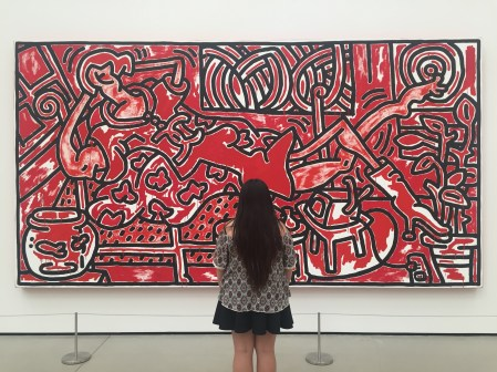 Red Room (1988) - Keith Haring