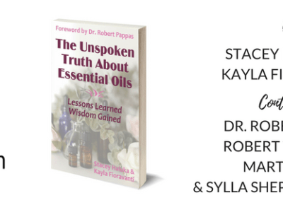 the unspoken truth about essential oils