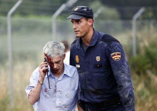 μηχανοδηγος Ισπανια