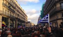 Οι Έλληνες στο Παρίσι, το Je suis Charlie και το Ισλάμ – Αποκλειστικό