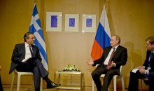 Τί συζήτησαν Σαμαράς – Πούτιν στις Βρυξέλλες – Σε θετικό κλίμα η συνάντηση τους