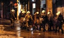 Ισχυρή έκρηξη δίπλα στα γραφεία των ΜΑΤ στη Θεσσαλονίκη