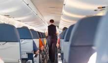 Μάθε γιατί το κάθισμα πρέπει να είναι όρθιο στην προσγείωση και την απογείωση