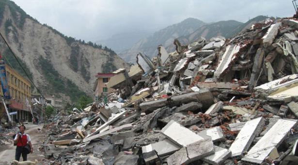 china earthquake 2013