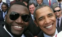 Μια selfie φωτογραφία του Ομπάμα προκαλεί αντιδράσεις