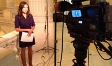Αμερικανίδα ρεπόρτερ παραιτήθηκε «on air» δείχνοντας την αντίθεση της στην ρωσική πολιτική (video)