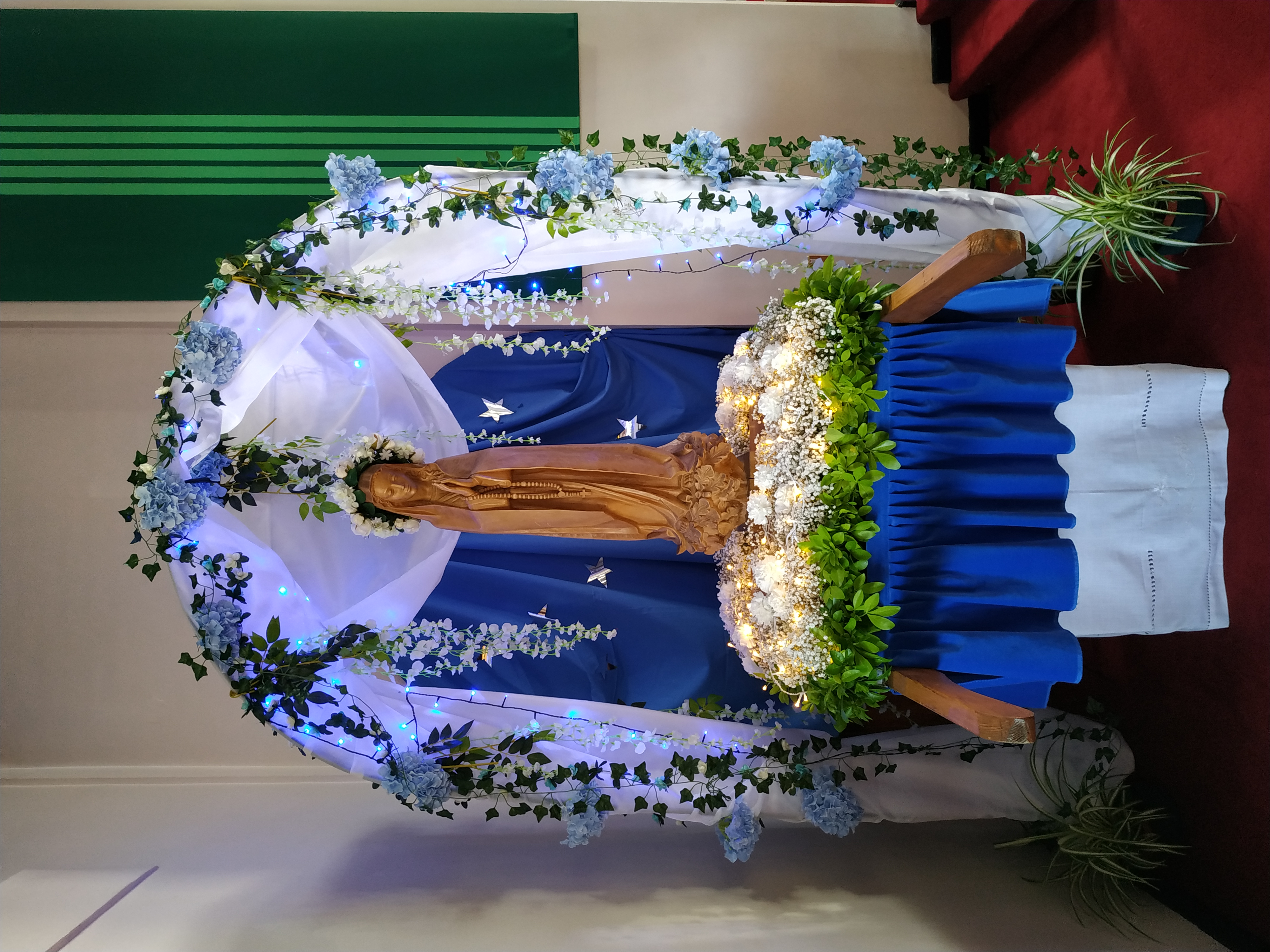 Feast of our Lady of the Rosary