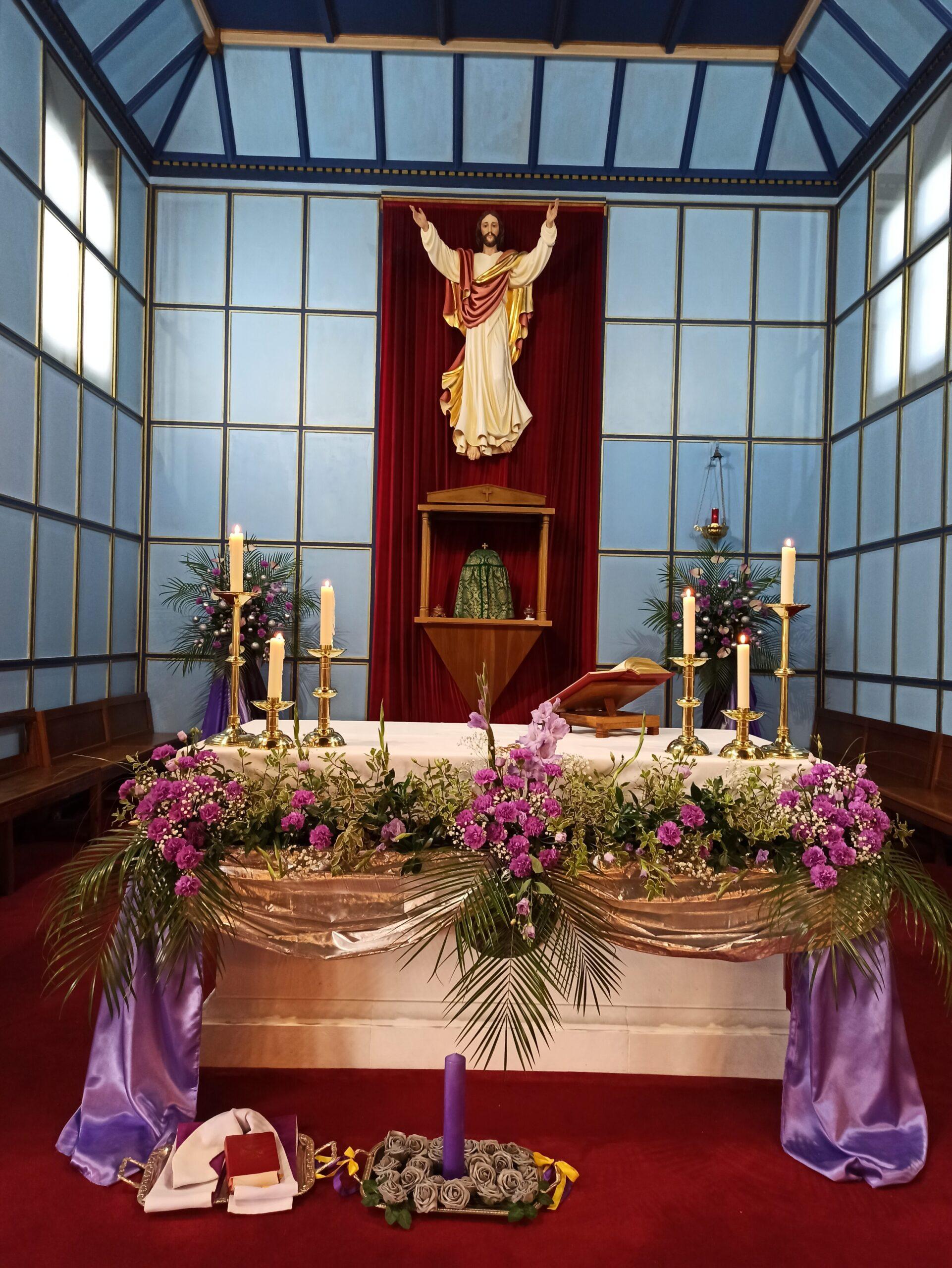 Fr Oliver 25th anniversary celebrations
