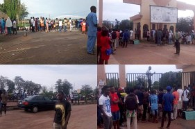 Image result for UTME: Candidates protest against inability to change institution