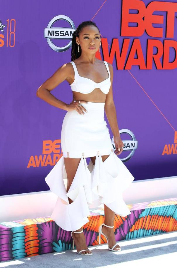 BET AWARDS 2018 See The Best Dressed Stars PICTURES