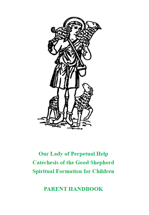 Our Lady of Perpetual Help: Catechesis of the Good Shepherd