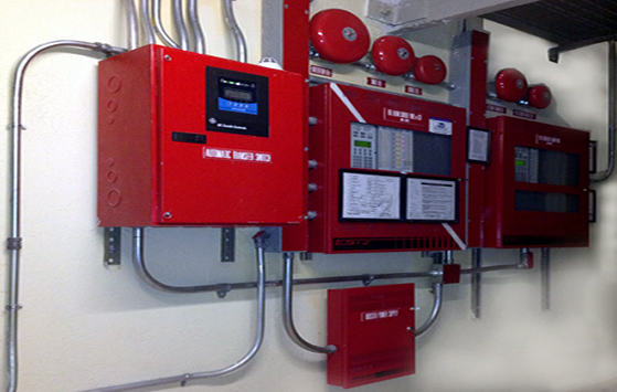 Fire Detection Alarm System Wiring Diagram