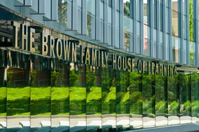 Brown Family House of Learning at Thompson Rivers University in Kamloops