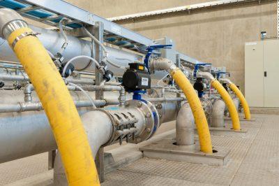 Kamloops Water Treatment Plant photoshoot