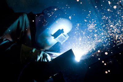 Industrial Welding Trades photoshoot