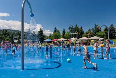 Water Park at McGowan Park