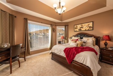 Real Estate photoshoot of executive home