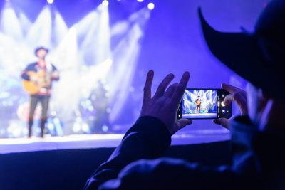 Special Event photoshoot for recording artist Gord Bamford