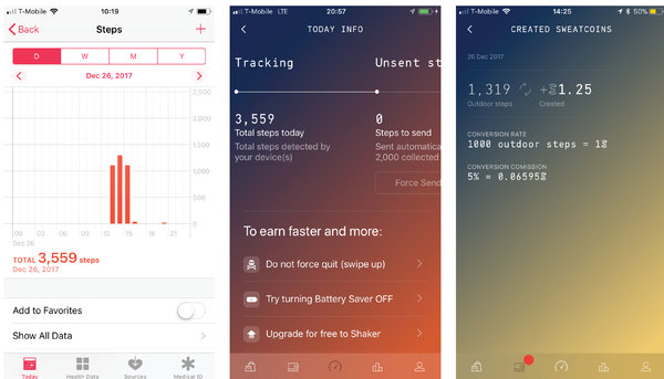 Can Sweatcoin, a Hot Fitness App, Keep You Off the Couch?