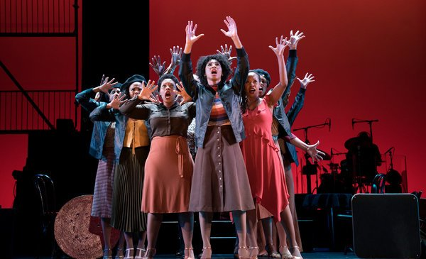Review: With Only Song and Dance, 'Don't Bother Me' Tells a Huge Story